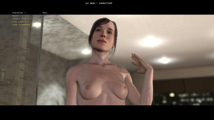 Ellen Page Naked Photos photo 26