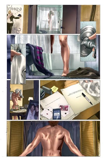 Gambit Naked photo 18
