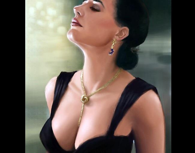 Hot Eva Green photo 8