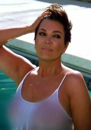 Kim Kardashian Nipples Uncensored photo 30