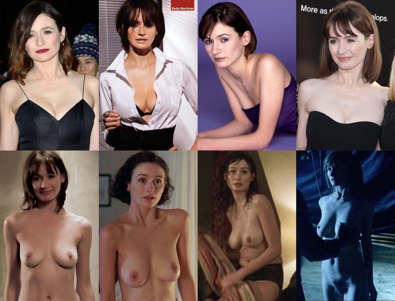 Emily Mortimer Topless photo 8