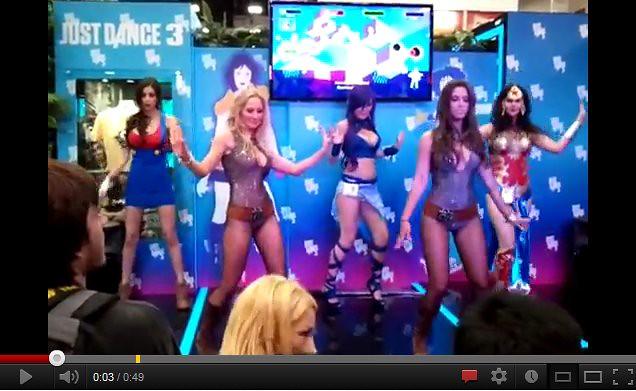 Jessica Nigri Dancing photo 5
