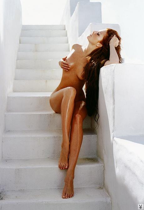 Angie Everhart Playboy Pics photo 24