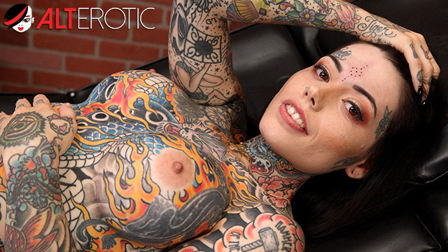 Lilly Suicide Naked photo 10