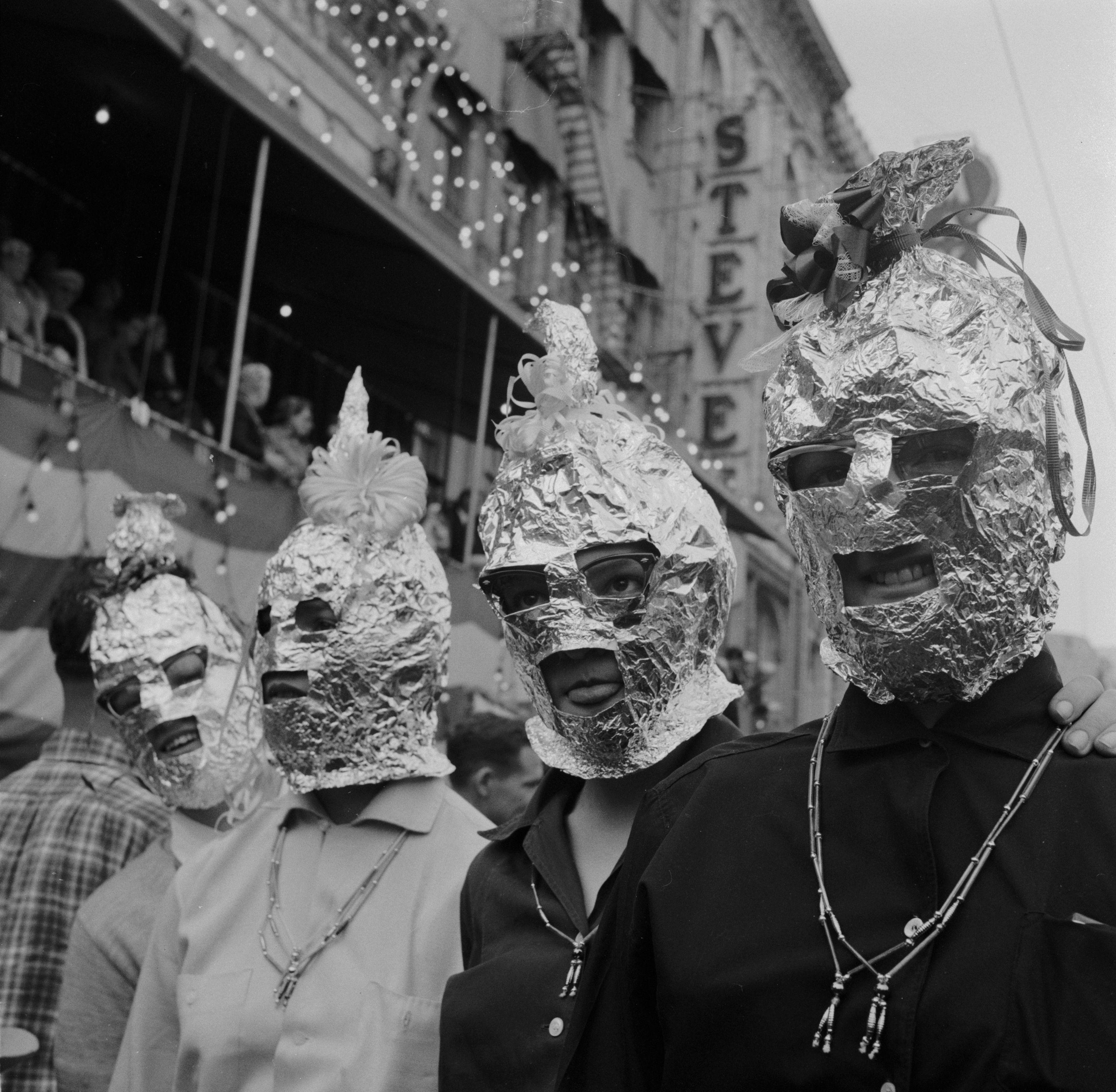 Vintage Mardi Gras Photos photo 22