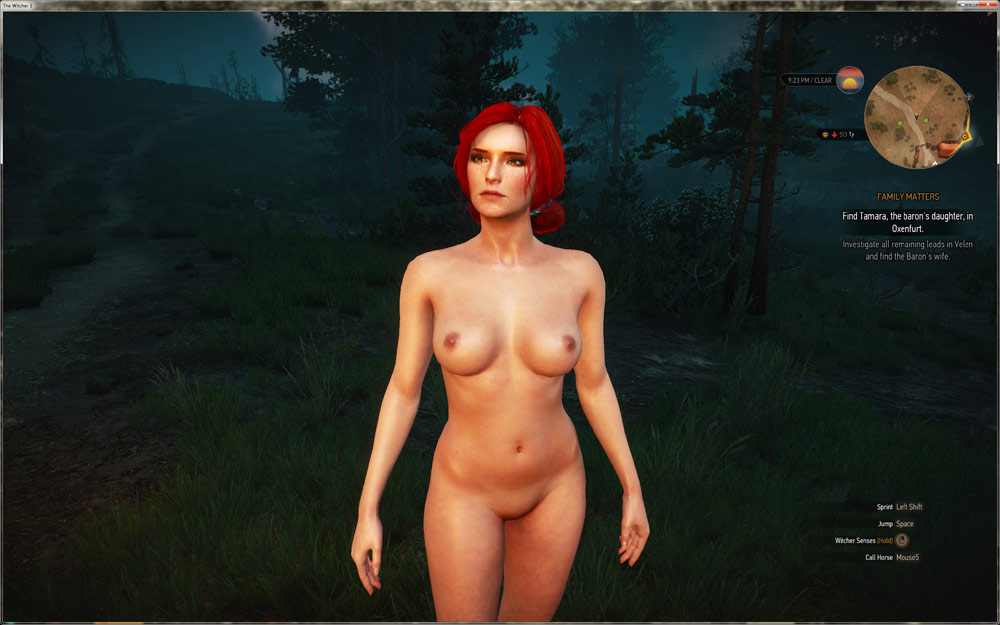Triss Naked photo 3
