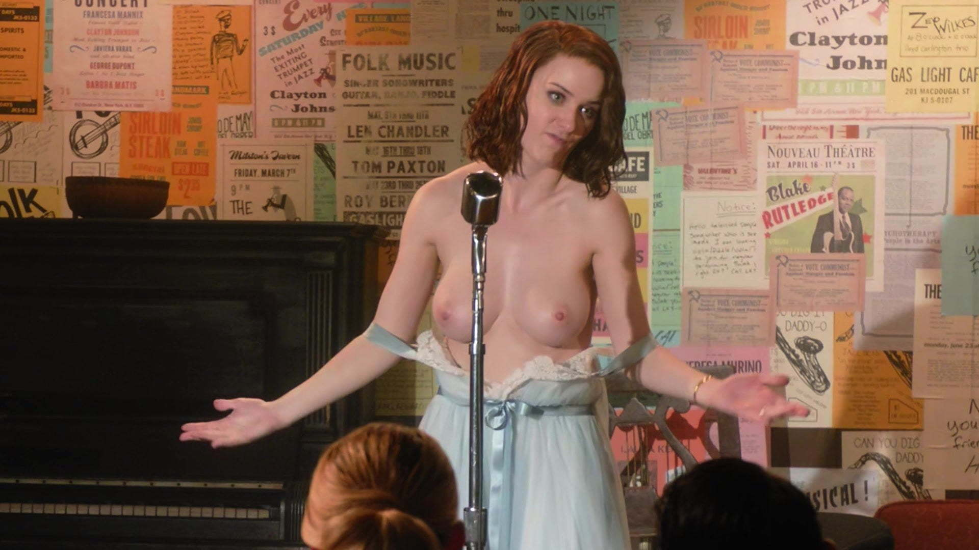 Ms Maisel Topless photo 24