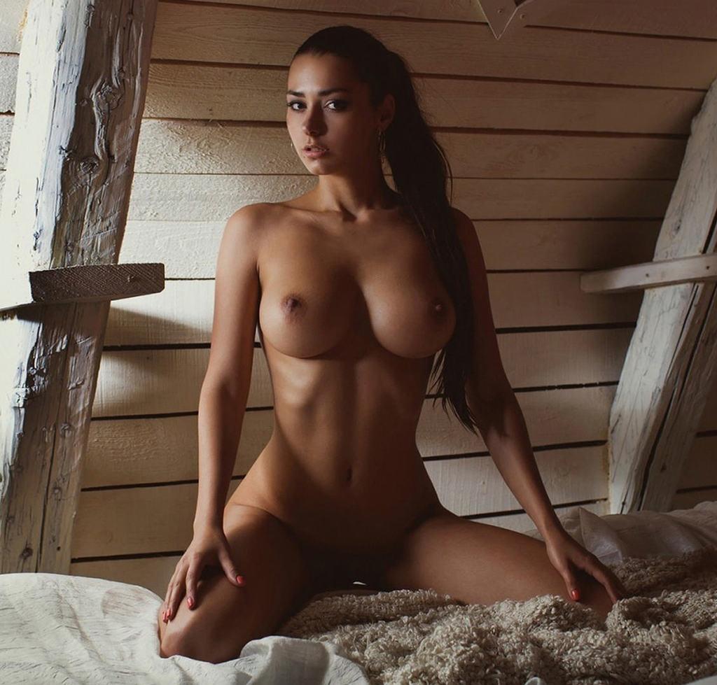 Naked Fitness Model Videos photo 20