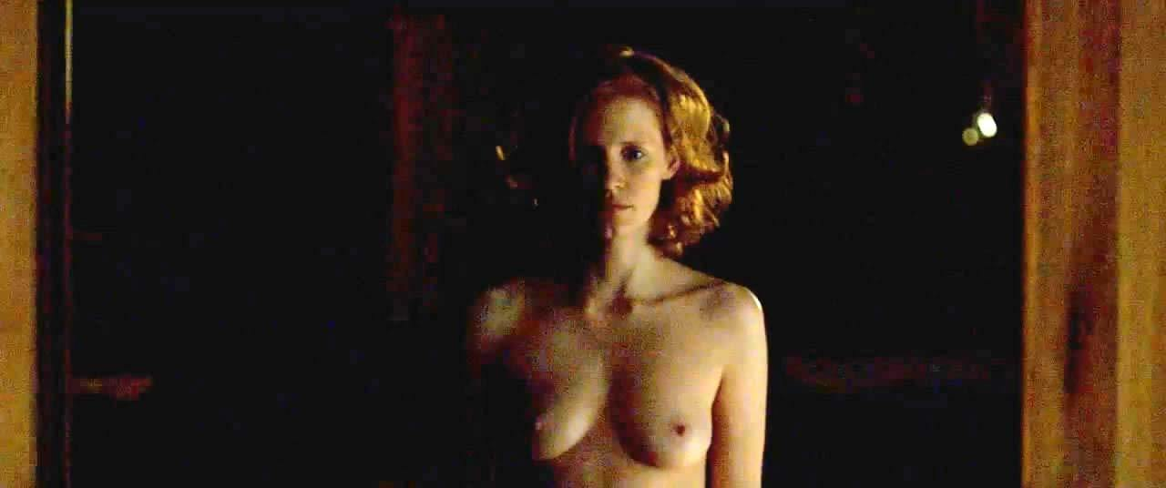 Jessica Chastain Nude Images photo 9