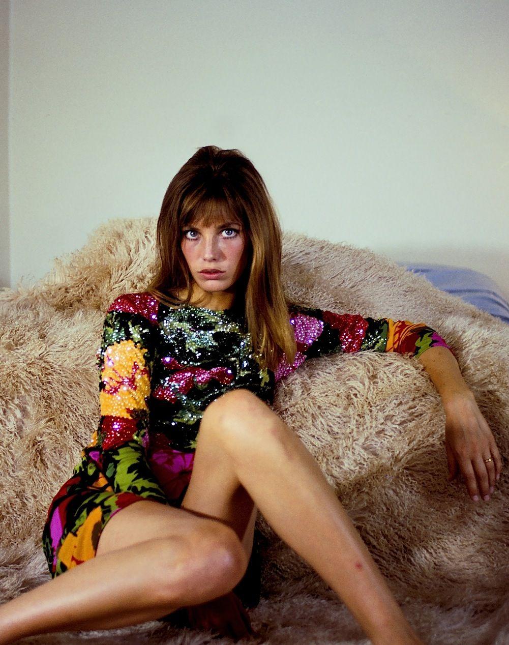 Jane Birkin Hot photo 7