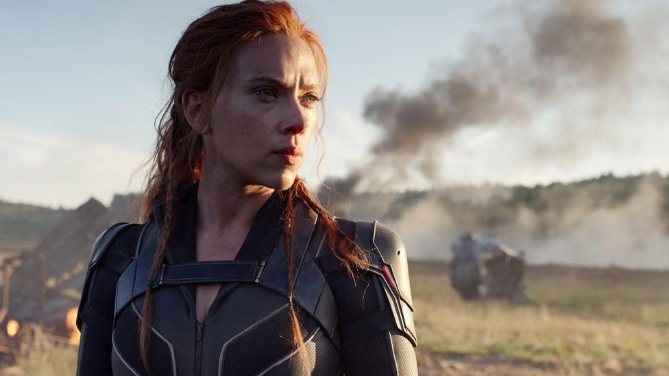 Scarlett Johansson Ass Shot photo 13