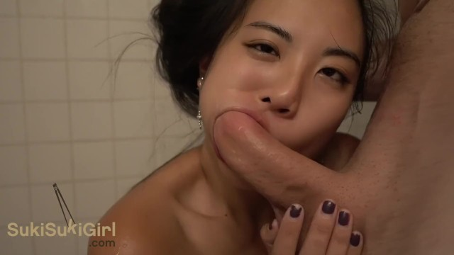 Asian Sucks Dick photo 12