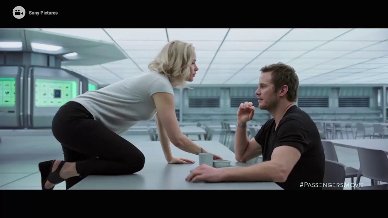 Jennifer Lawrence Passengers Sex photo 23