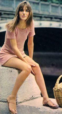 Jane Birkin Hot photo 27