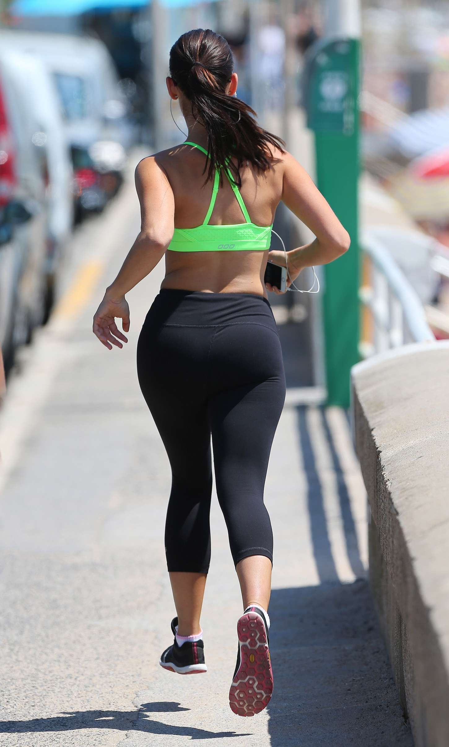 Jessica Lowndes Ass photo 13