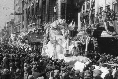 Vintage Mardi Gras Photos photo 28