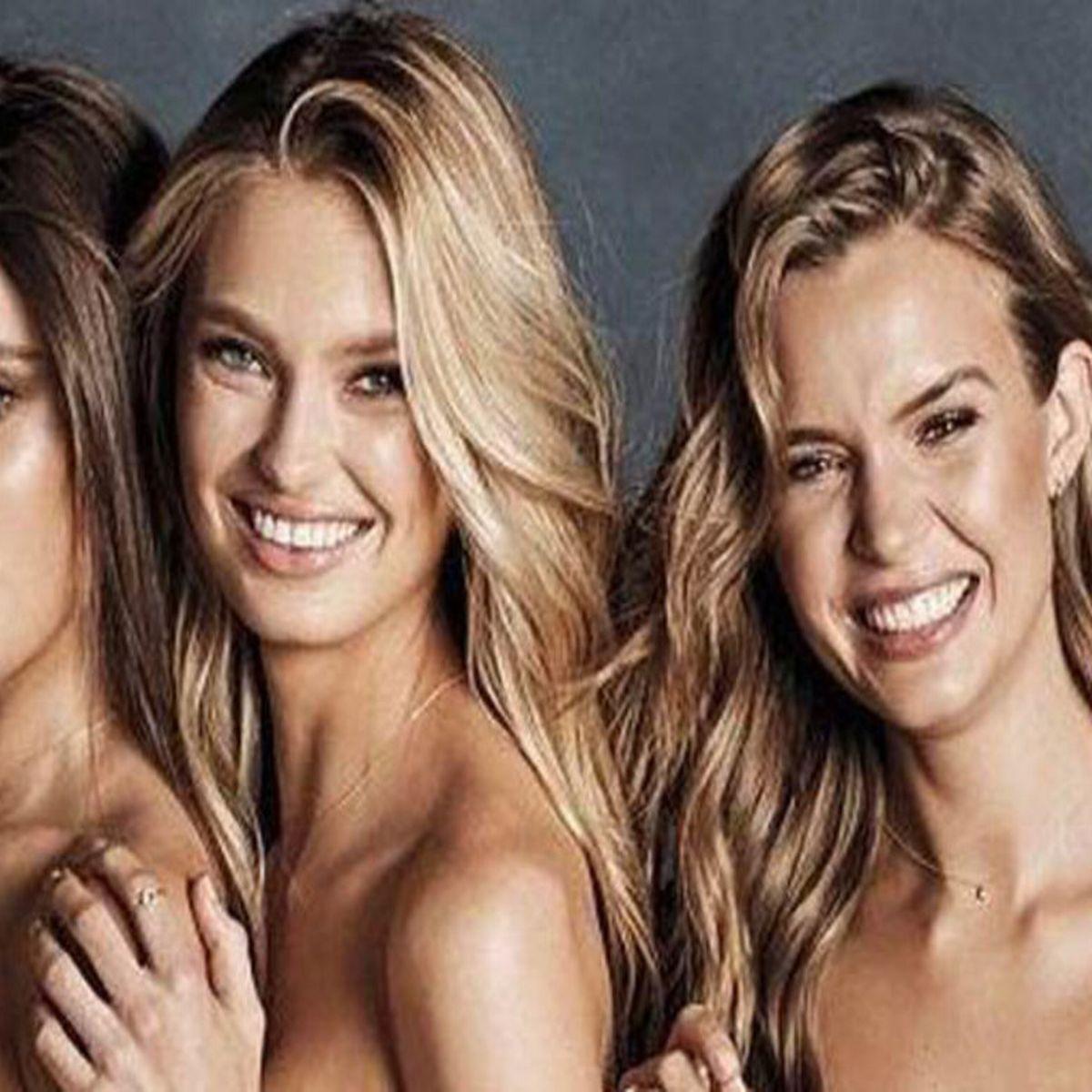 Victorias Secret Models Topless photo 14