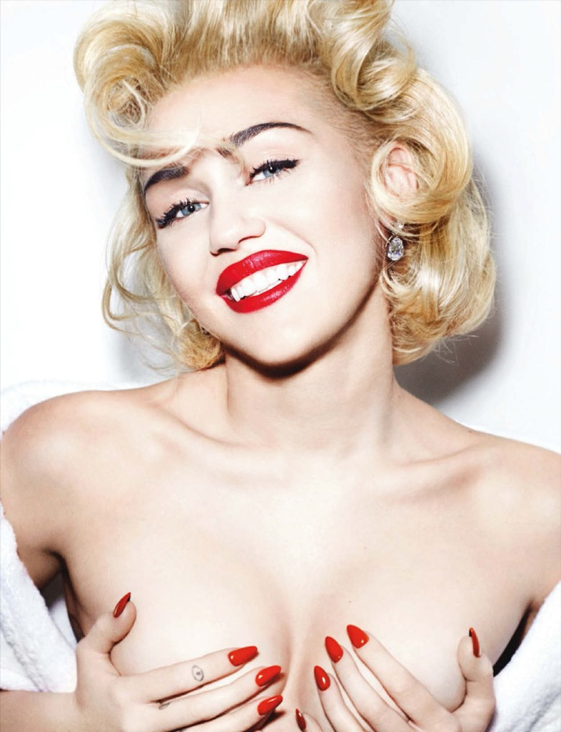 Candy Transversal Miley photo 25