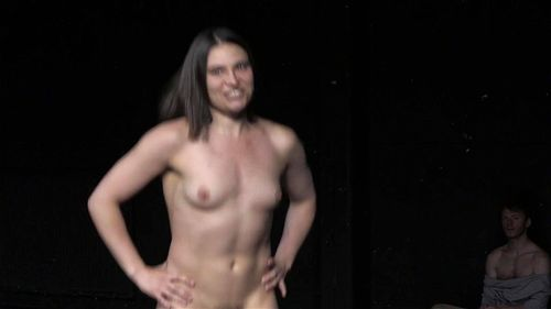 Porn Stage Nude photo 4