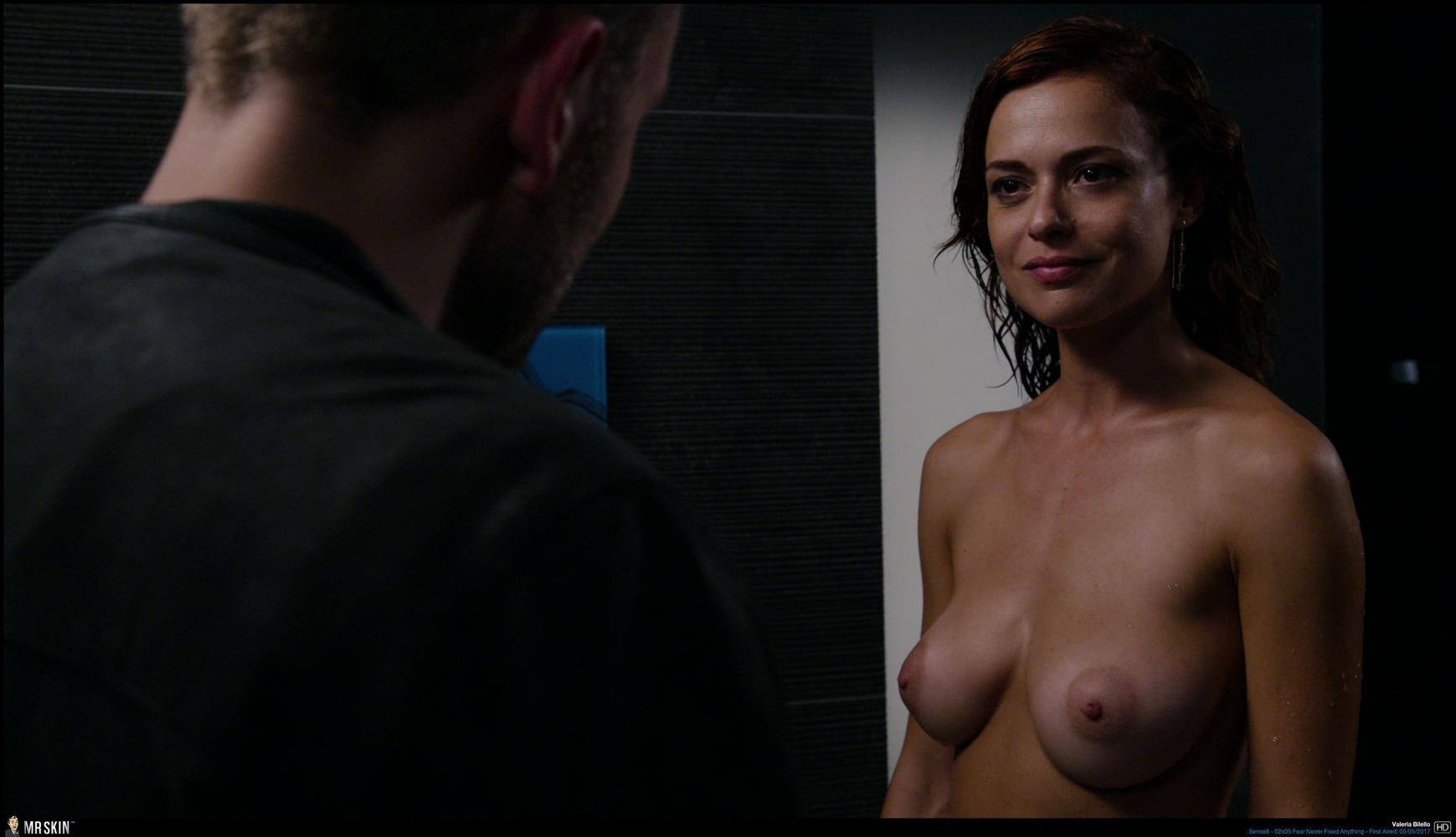 Ms Maisel Topless photo 11
