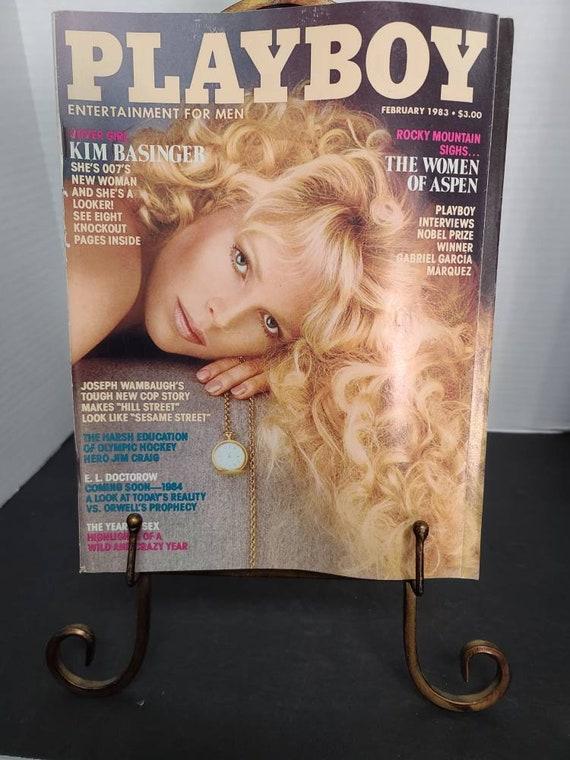 Kim Basinger Playboy Magazine photo 15