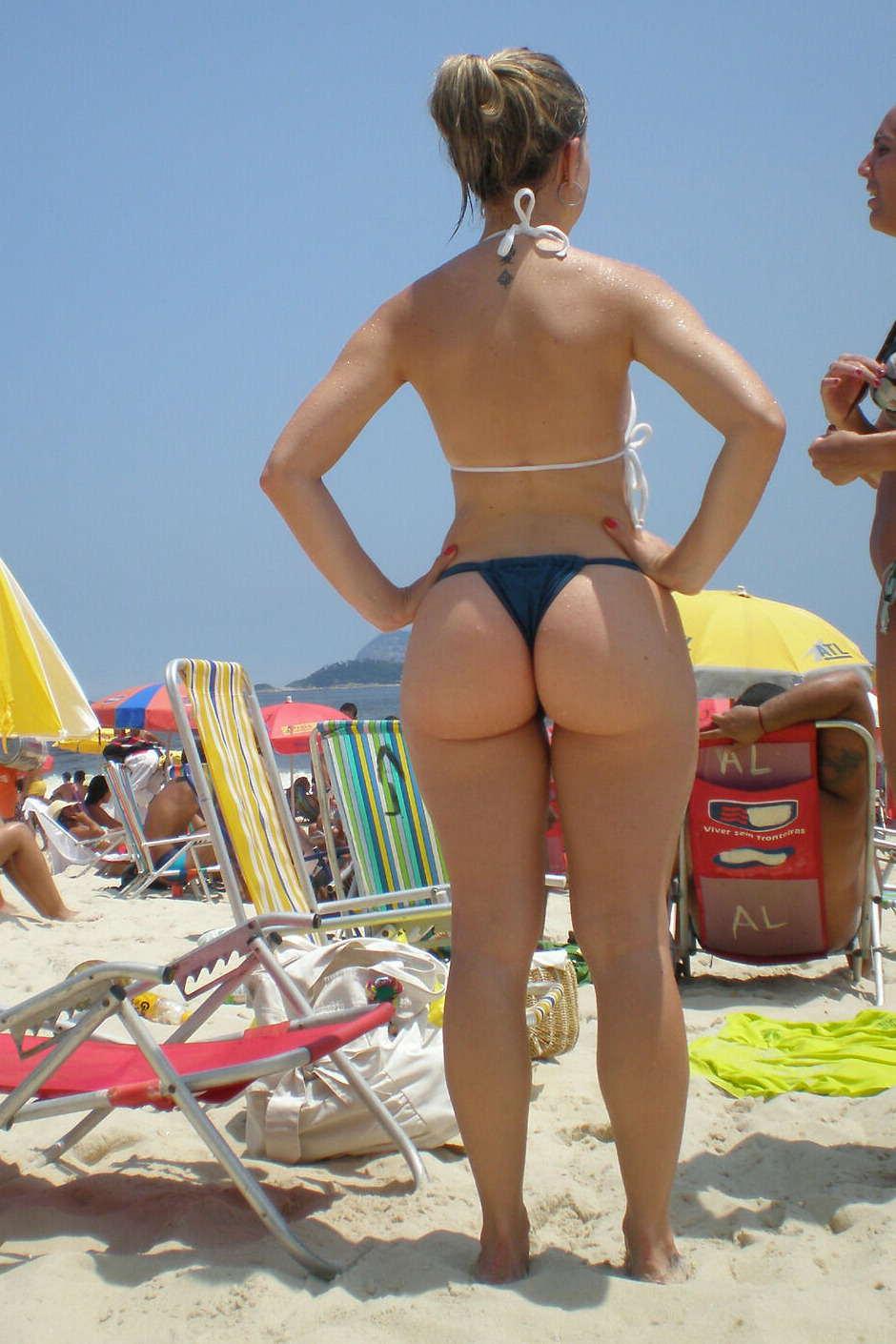 Candid Beach Butts photo 20