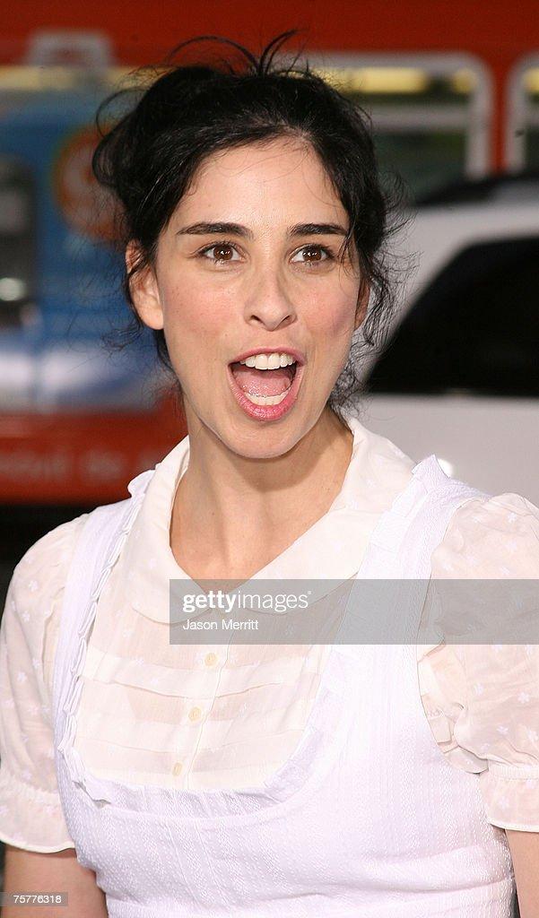 Sarah Silverman Tongue photo 3