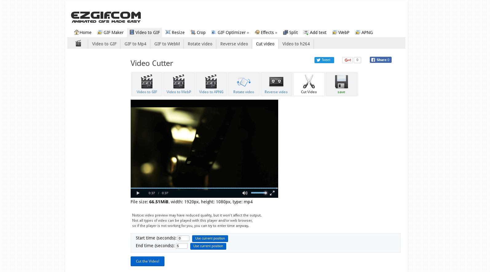 Online Video Cutter.com photo 17
