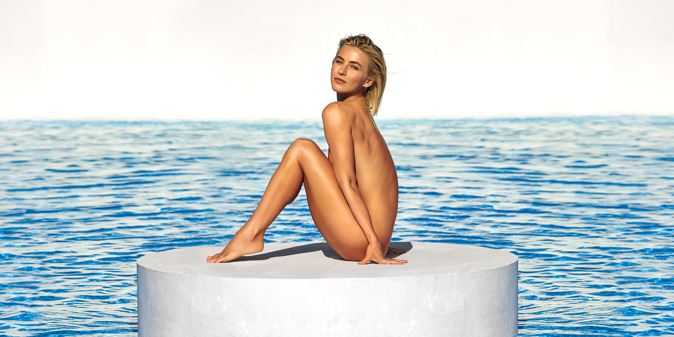 Julianne Hough Topless Instagram photo 23