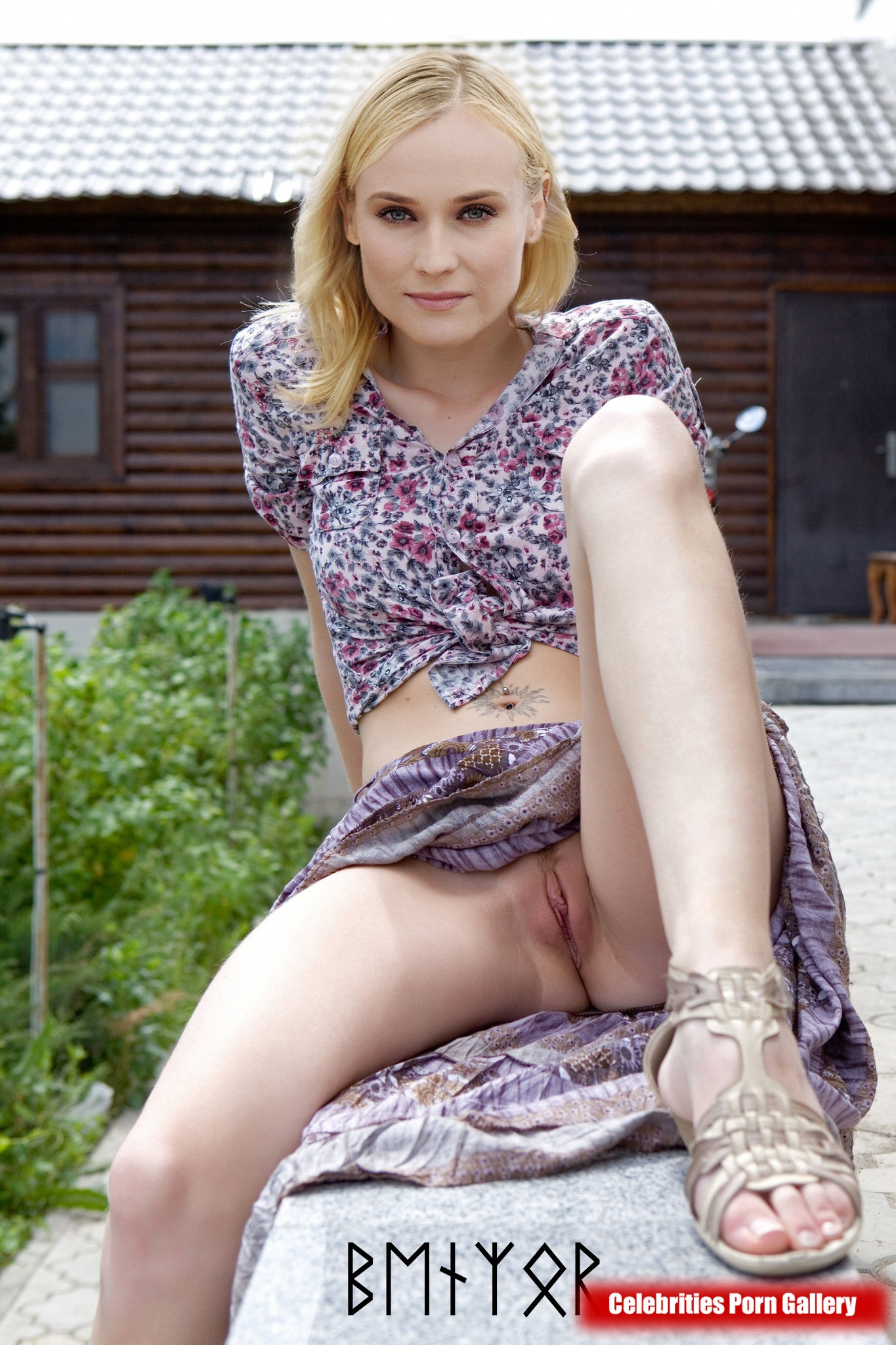 Diane Krugernude photo 11