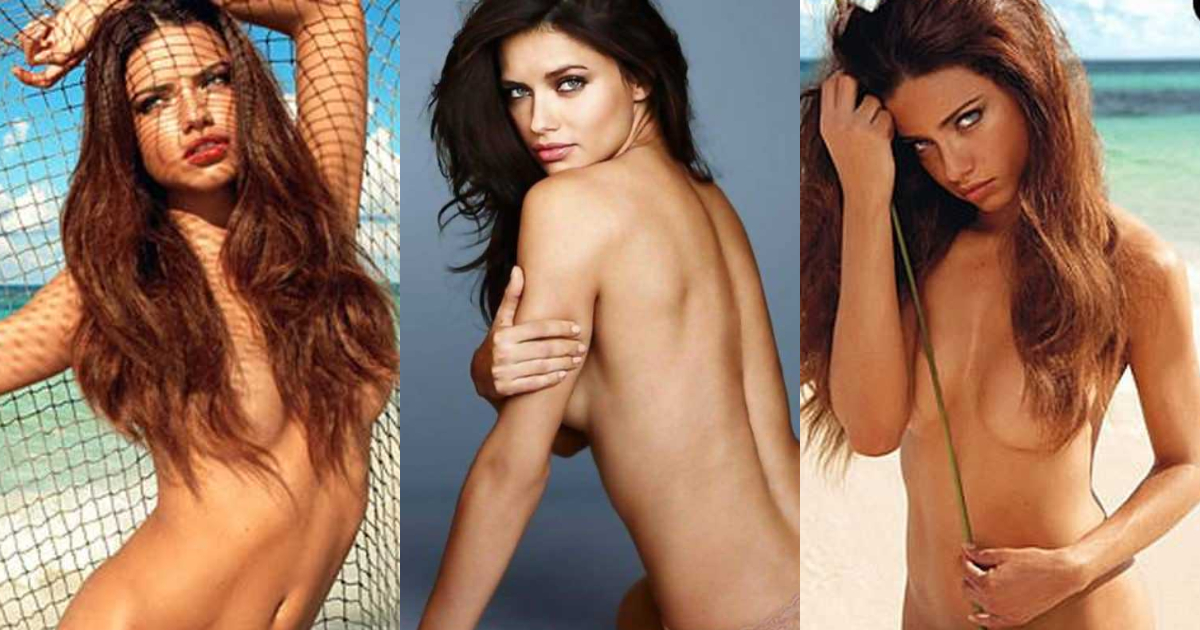 Adriana Lima Naked Pictures photo 5
