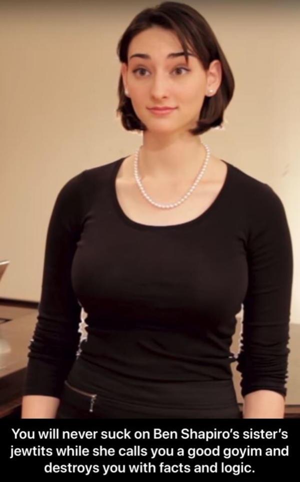 Ben Shapiro Sister Porn photo 5