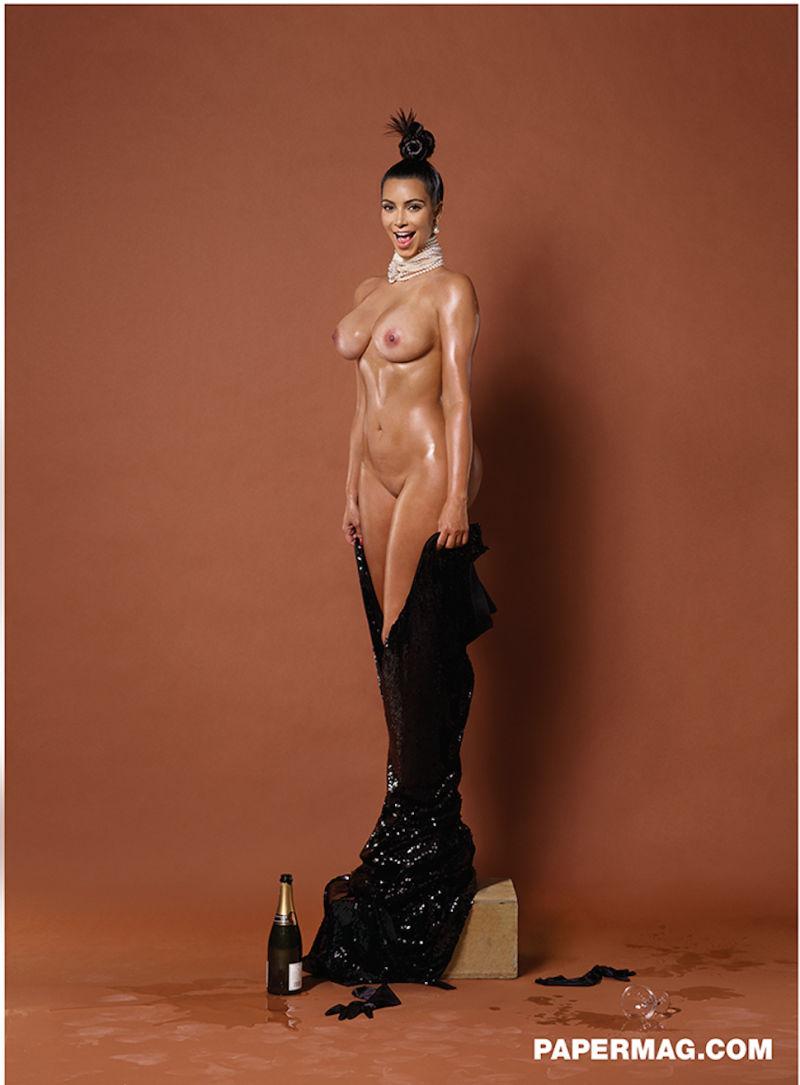 Kardashians Naked Uncensored photo 15