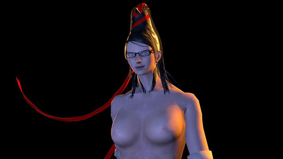 Bayonetta Topless photo 20