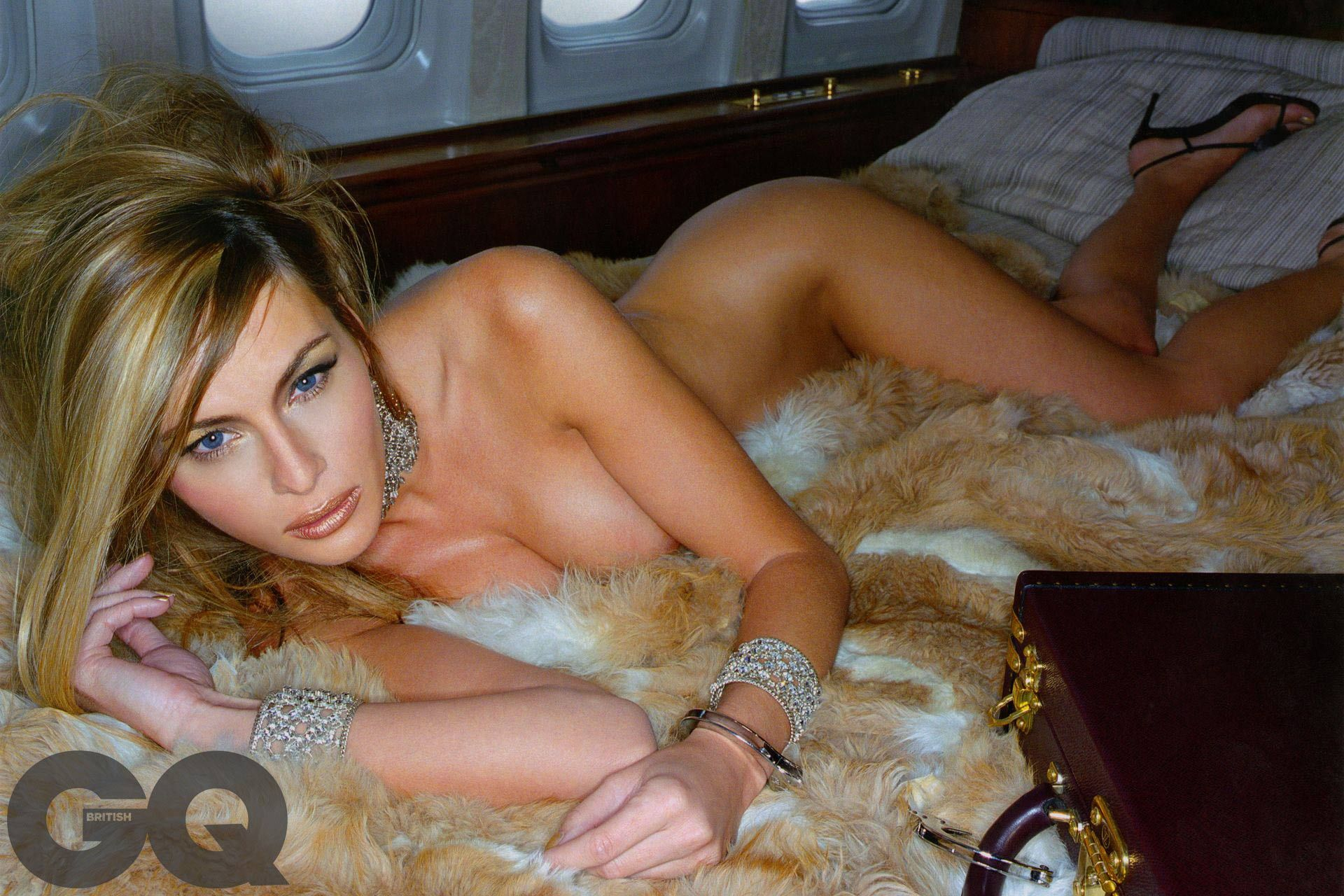 Dirty Scandalous Photos Of Melania Trump photo 27
