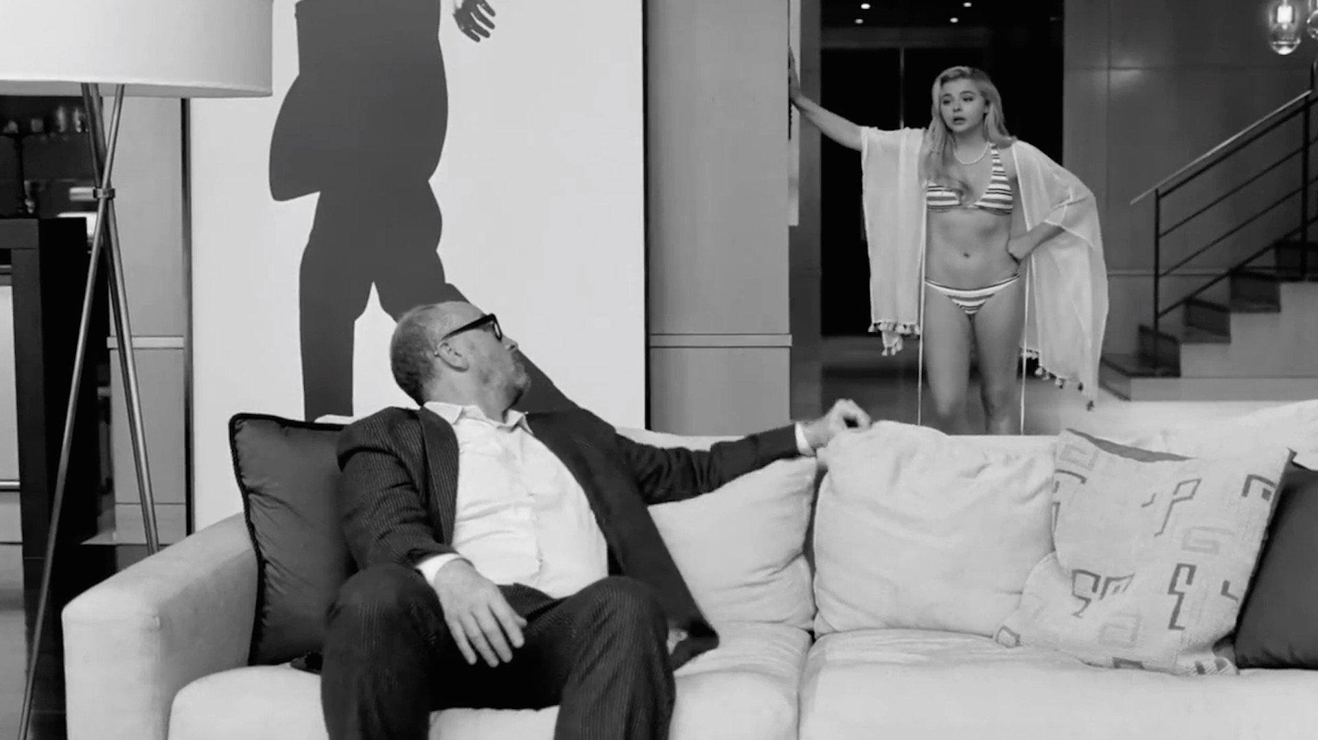 Chloe Grace Moretz I Love You Daddy Bikini photo 3