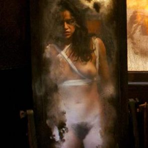 Michelle Rodriguez Sex Tape photo 1