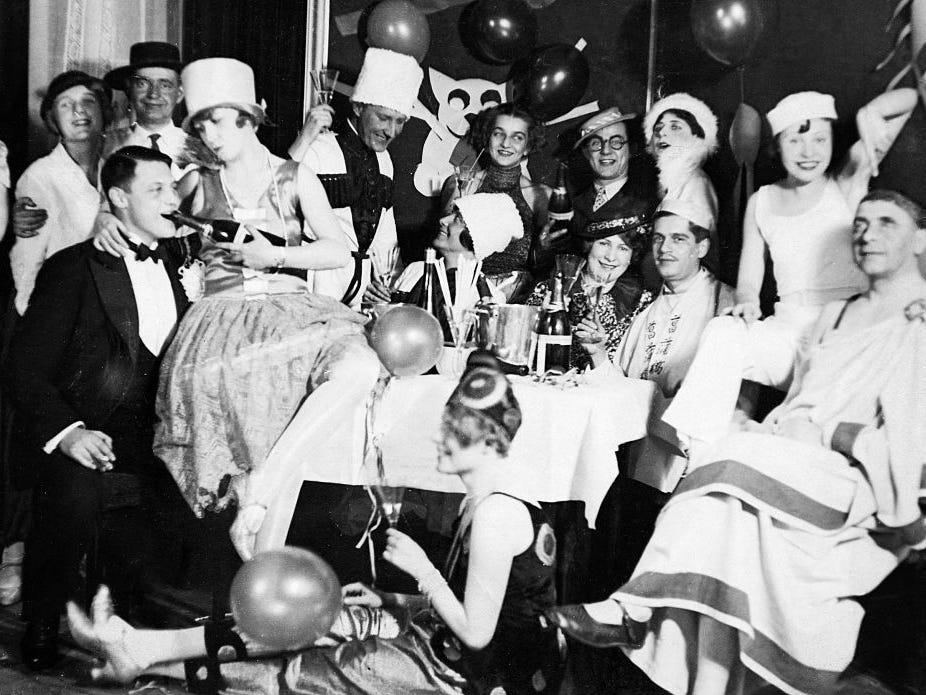 Vintage Mardi Gras Photos photo 5