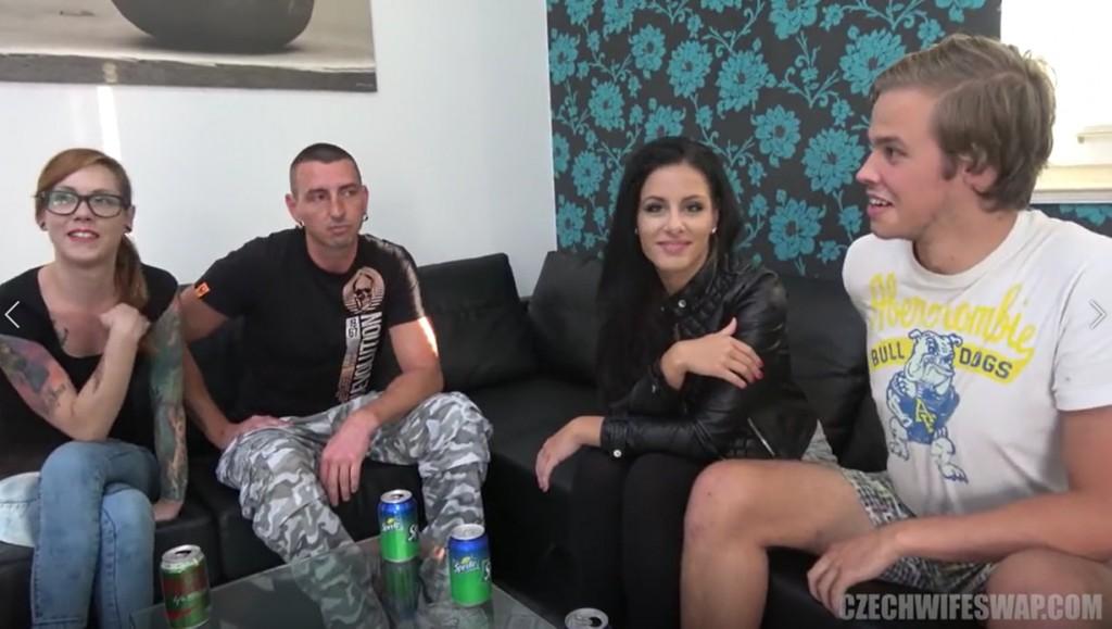 Czech Wife Swap Porn Videos photo 8