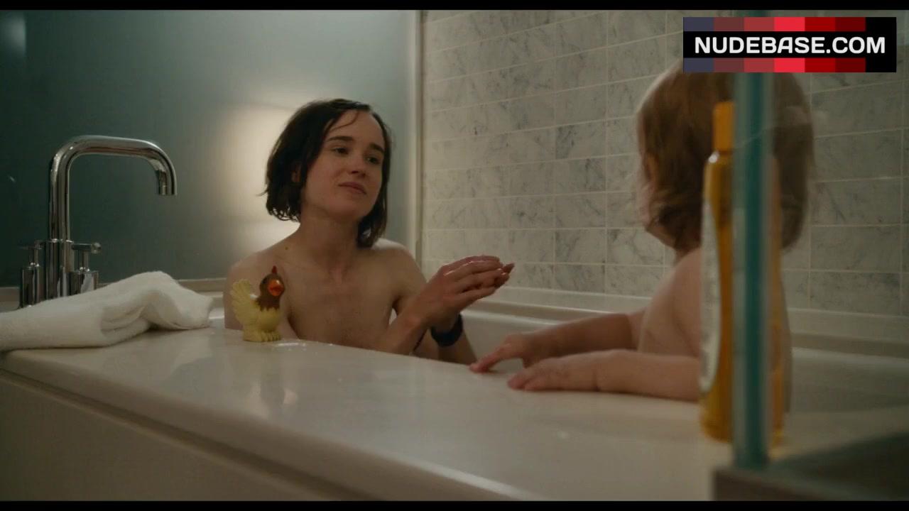 Ellen Page Naked Photos photo 13
