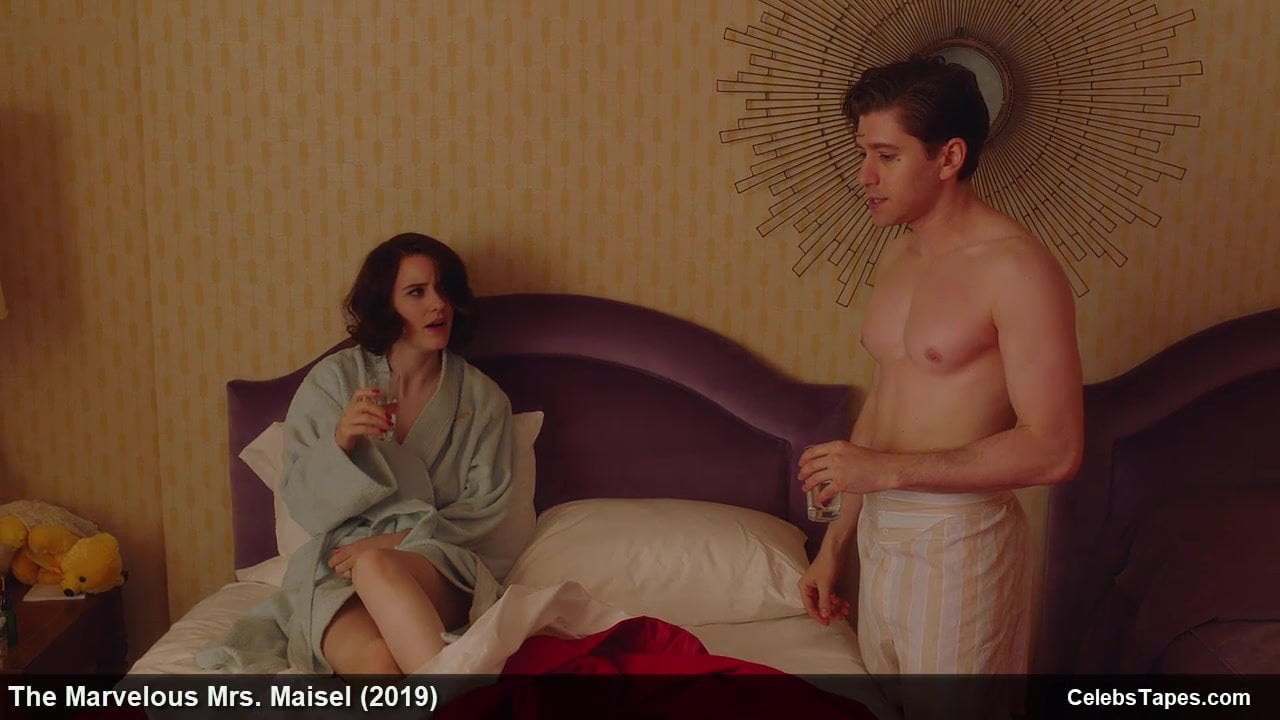 Ms Maisel Topless photo 12