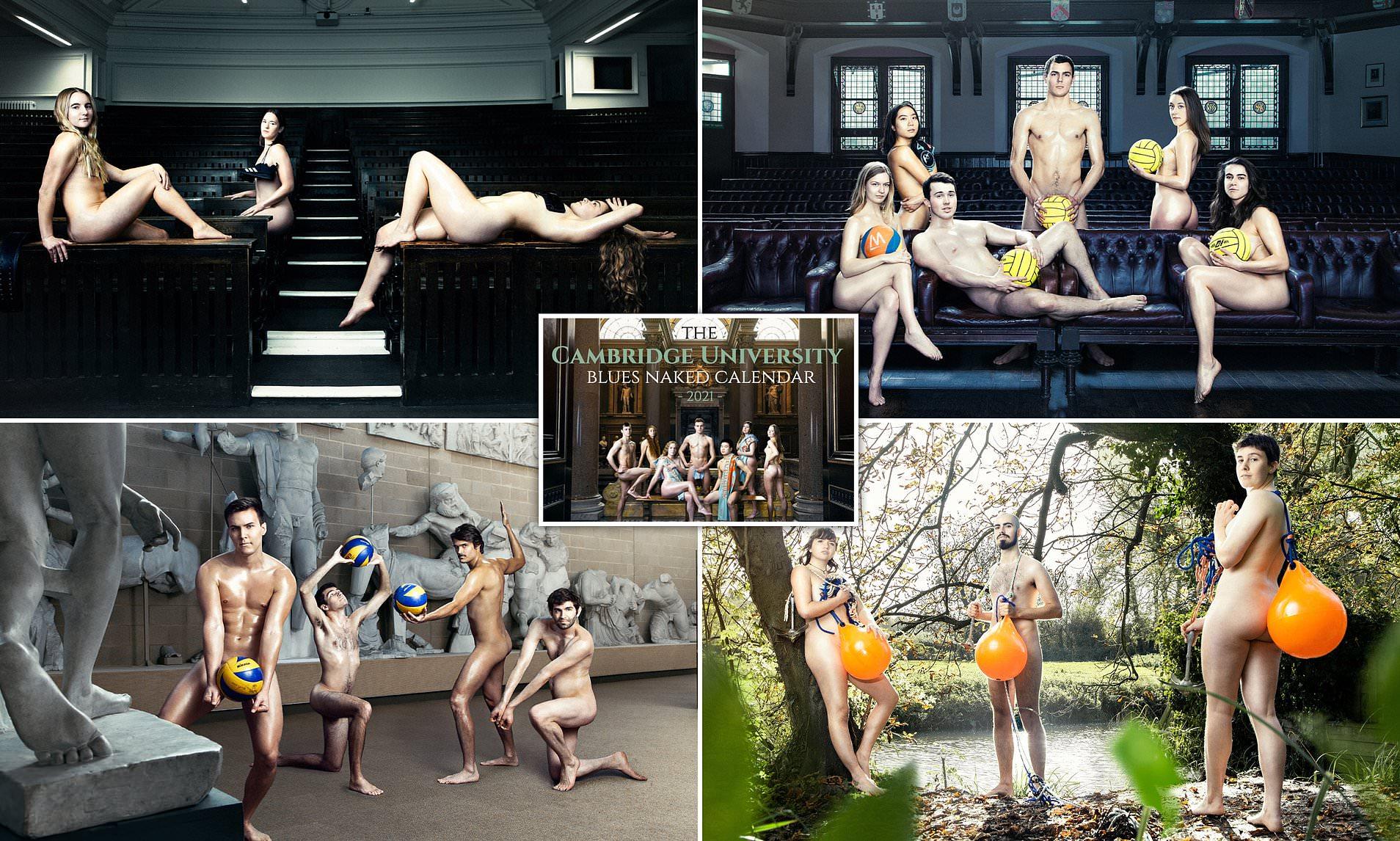 Naked Calendar Photos photo 25