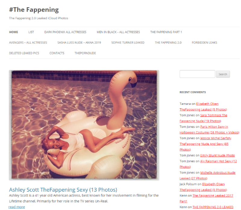 Fappening 2.0 Porn photo 23