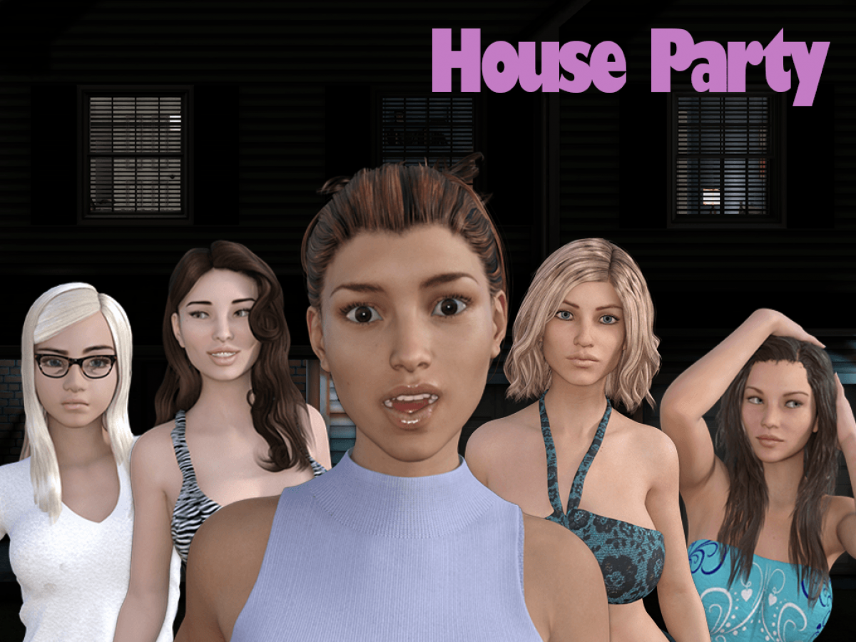 House Party Game Uncut photo 3