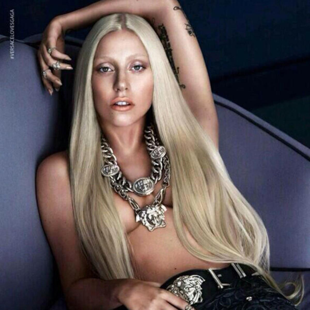 Lady Gaga Sexy Video photo 4