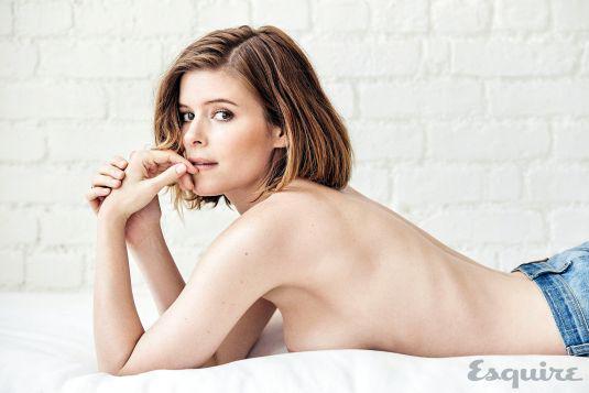 Kate Mara Nip photo 21