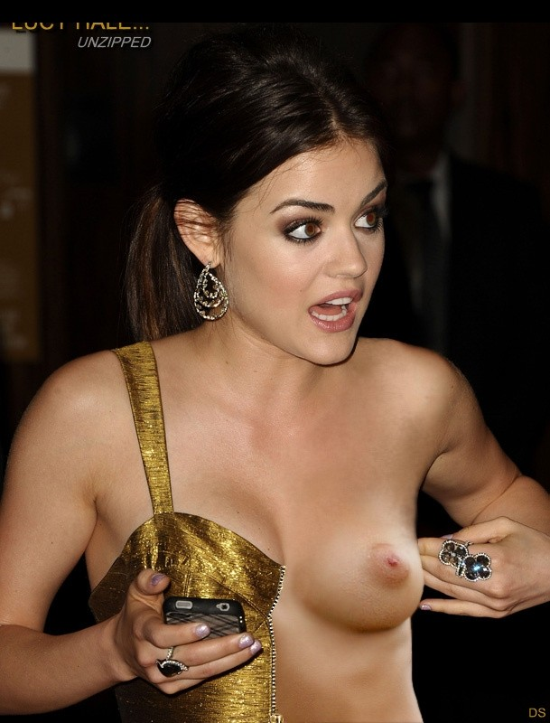 Lucy Hale Leaked Pics photo 18