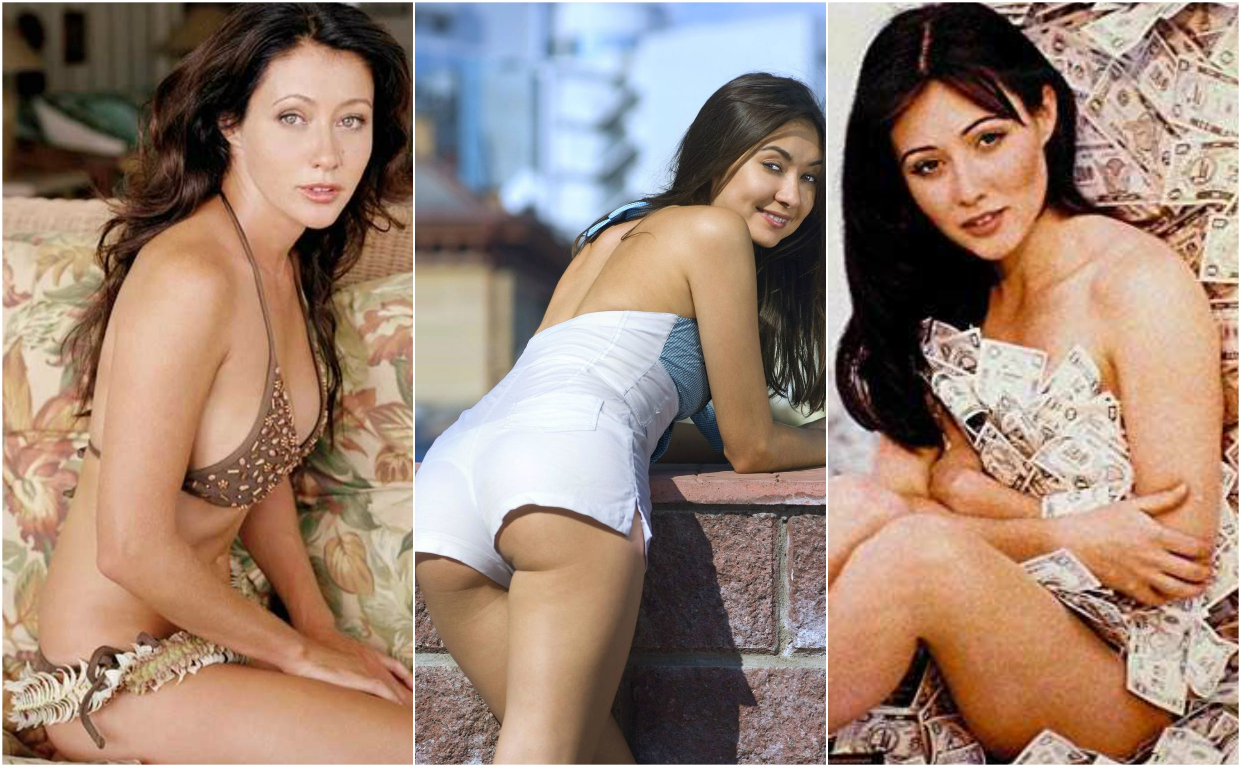 Shannon Doherty Tits photo 7