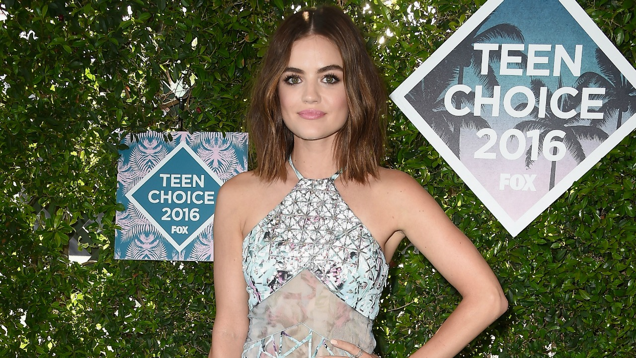 Lucy Hale Leaked Pics photo 17