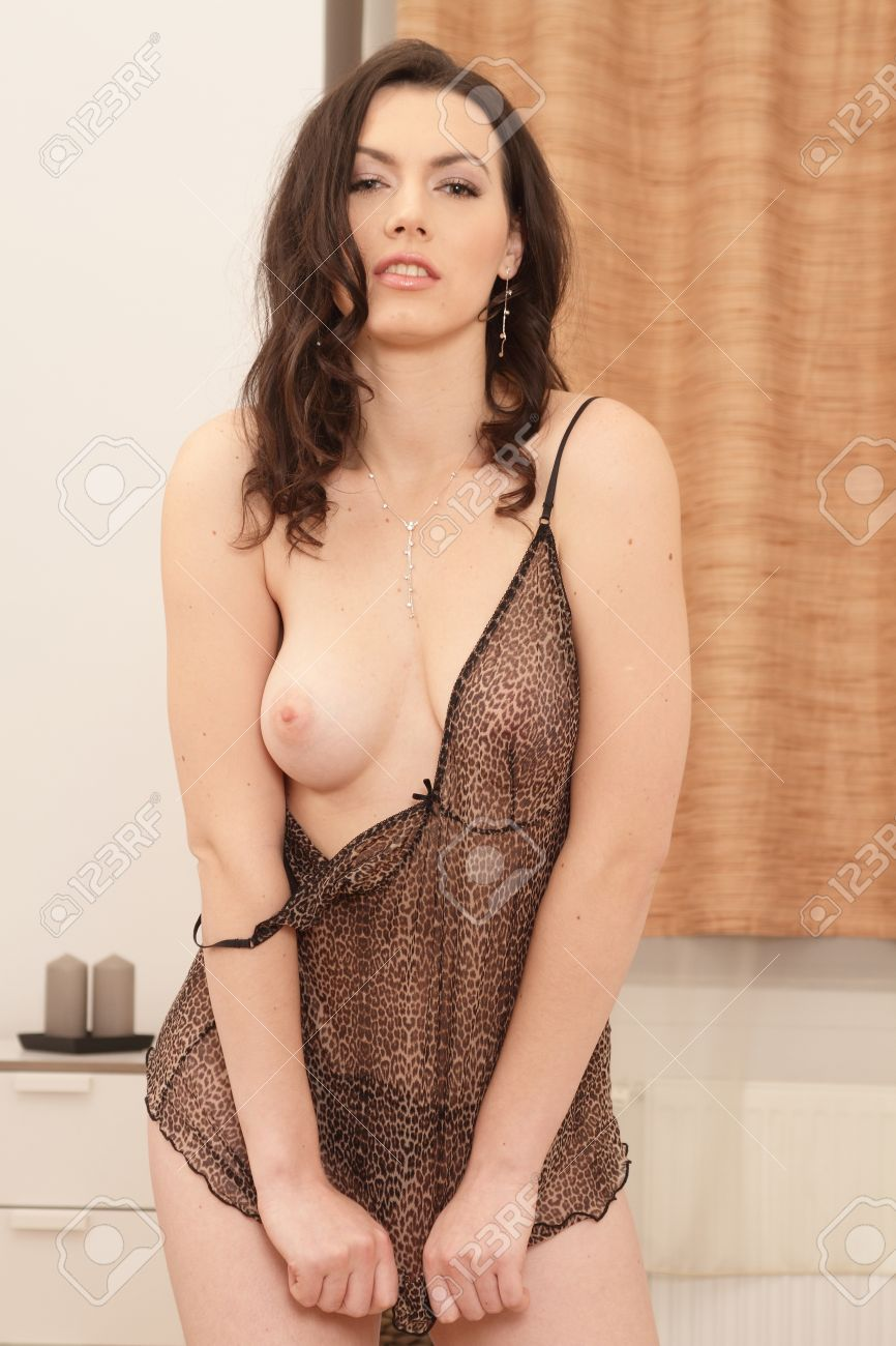 Lingerie Topless photo 10